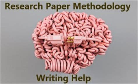 Research methodology in thesis meaning